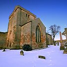 Crichton Collegiate Church by Stuart Robertson Reynolds