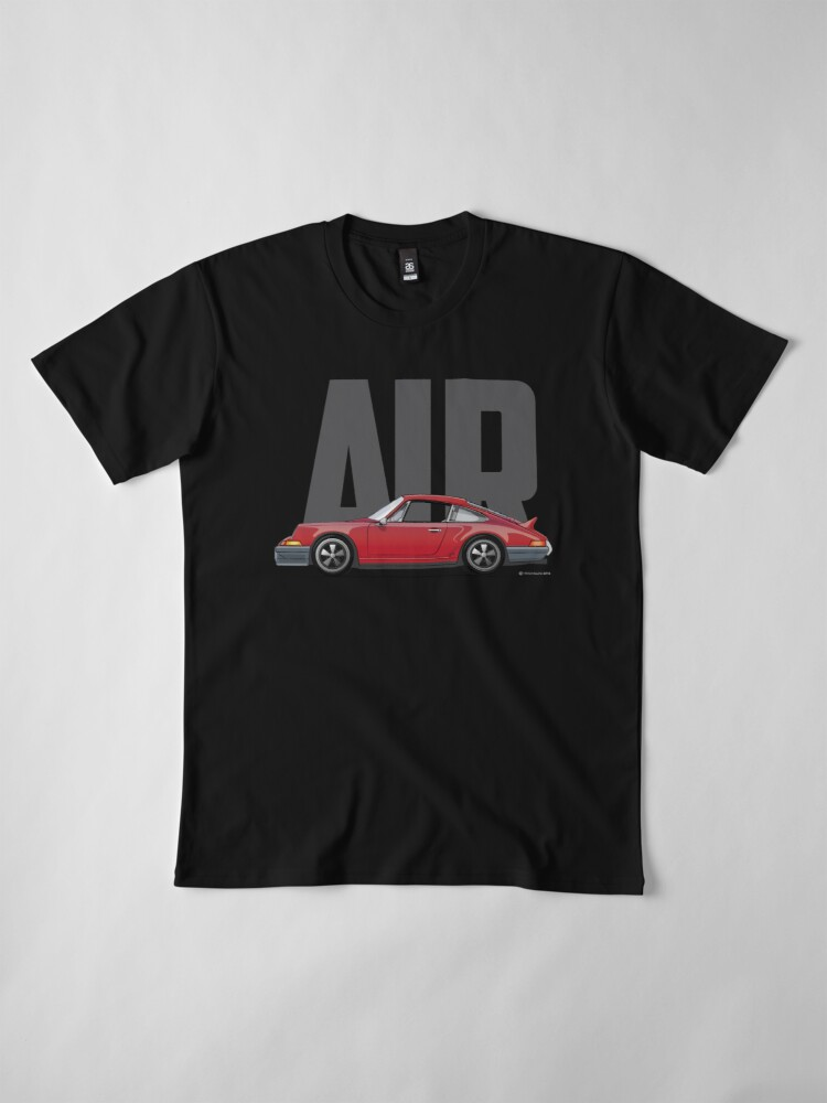 Alternate view of Air-Red Premium T-Shirt