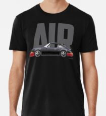 Air-Black Men's Premium T-Shirt