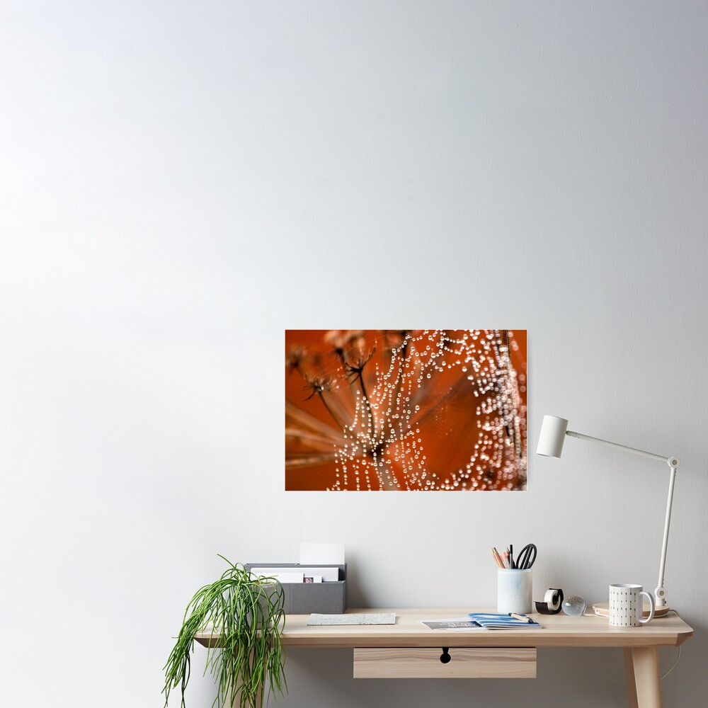 String of Peals Poster