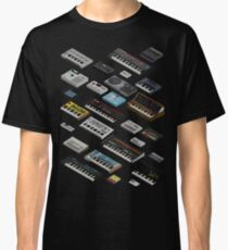 Synthesizer Fan Collection Classic T-Shirt