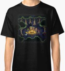 Chrono Camping Pixels Classic T-Shirt