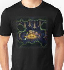 Chrono Camping Pixels Unisex T-Shirt