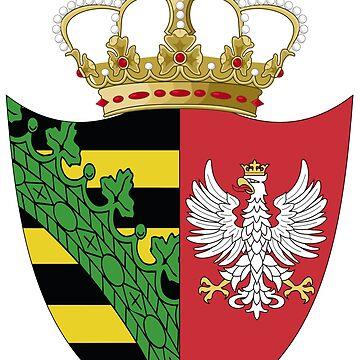 Duchy of Warsaw 1807–1813 Krakow Republic by IKET