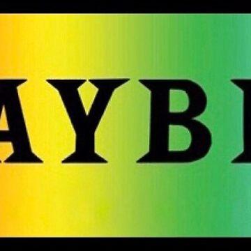 pride playbill sticker by jayymarie