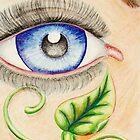Leaf Tear by SisterHipster1