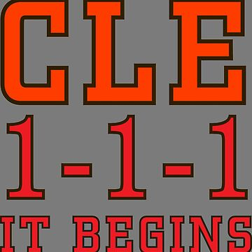 CLE 1-1-1 It Begins by KZiegman