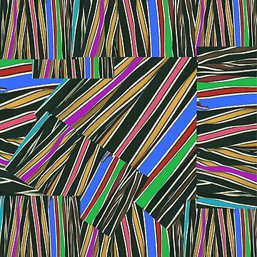 Striped storm by arkitekta
