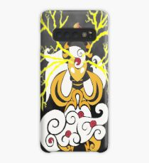 Tribalish Mega Ampharos - Eye of the Storm Case/Skin for Samsung Galaxy