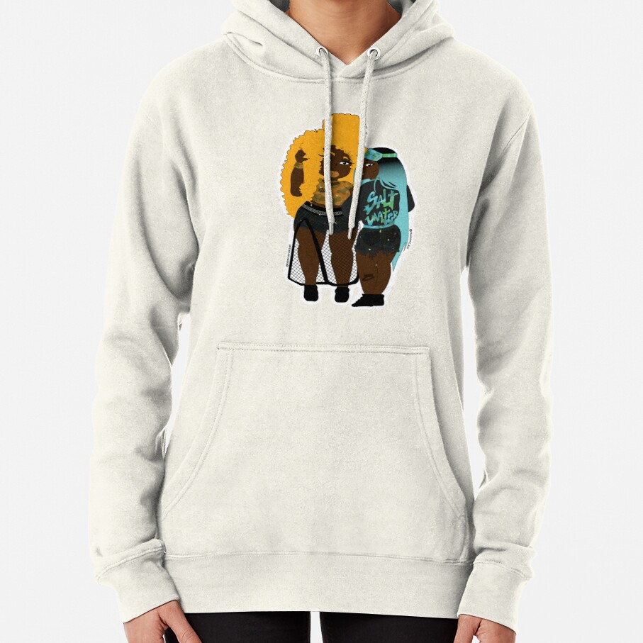 Colour My Melanin Pullover Hoodie