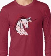 Ki-Rin (Japanese Unicorn) - Red T-Shirt
