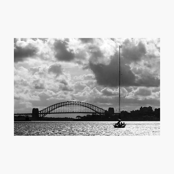 Sydney Sailing Photographic Print