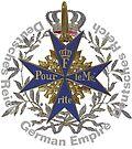 German Empire..Pour le Merite by edsimoneit