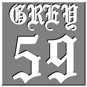 GREY 59 - 666 south side suicide merchandise - SUICIDEBOYS MERCH by dishess