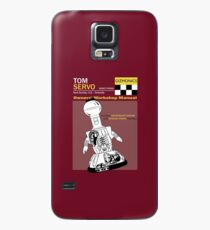 Servo Workshop Manual Case/Skin for Samsung Galaxy