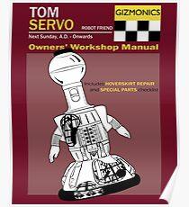 Servo Workshop Manual Poster