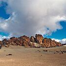 El Teide: Pumice Rocks by Kasia-D