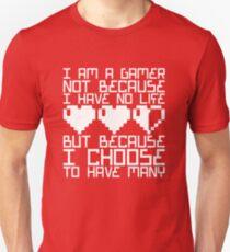 Many Lives Unisex T-Shirt