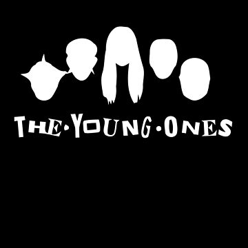 The Young Ones - Dark Colours by tehwallaby