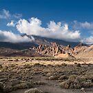 El Teide by Kasia-D