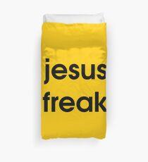 Tyler the Creator Jesus Freak Hoodie Duvet Cover