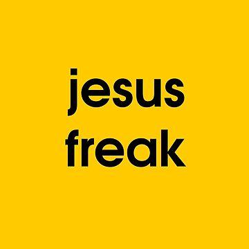 Tyler the Creator Jesus Freak Hoodie by eightyeightjoe