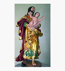 Lovely statuary Photographic Print