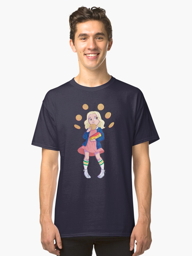 Alternate view of Incognito and Eggo's Classic T-Shirt