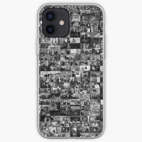 Every Episode of The Office iPhone Soft Case