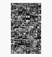 Every Episode of The Office Photographic Print