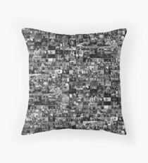 Every Episode of The Office Throw Pillow