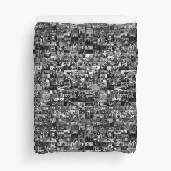 Every Episode of The Office Duvet Cover