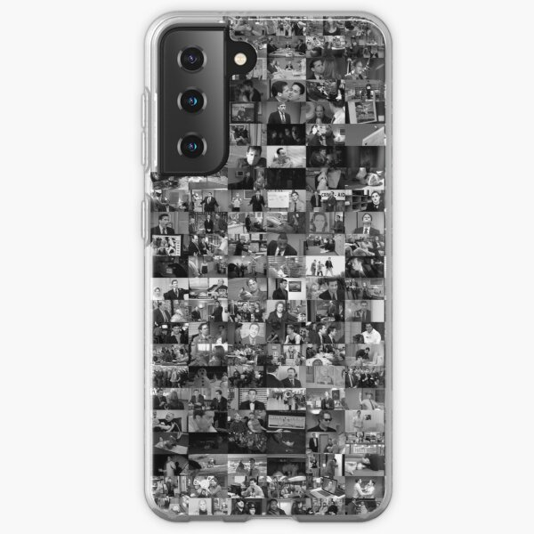 Every Episode of The Office Samsung Galaxy Soft Case