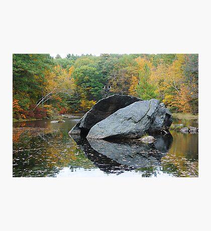 Split Rock Photographic Print