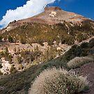 El Teide: Approaching from Vilaflor by Kasia-D