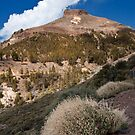 El Teide: Approaching from Vilaflor by Kasia-D