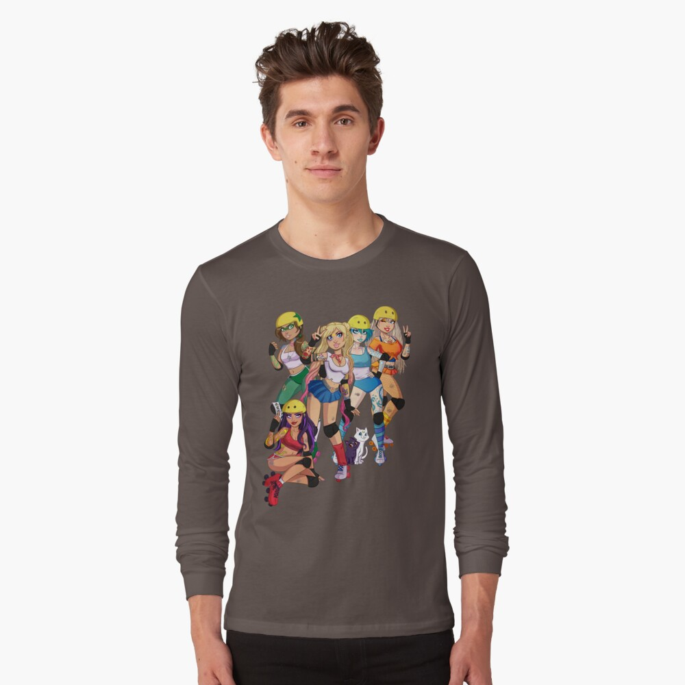 Derby Scouts Long Sleeve T-Shirt