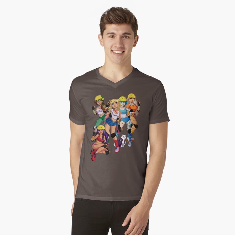 Derby Scouts V-Neck T-Shirt