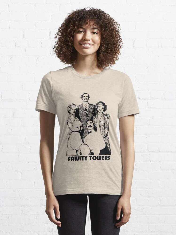 Alternate view of Fawlty Towers Essential T-Shirt