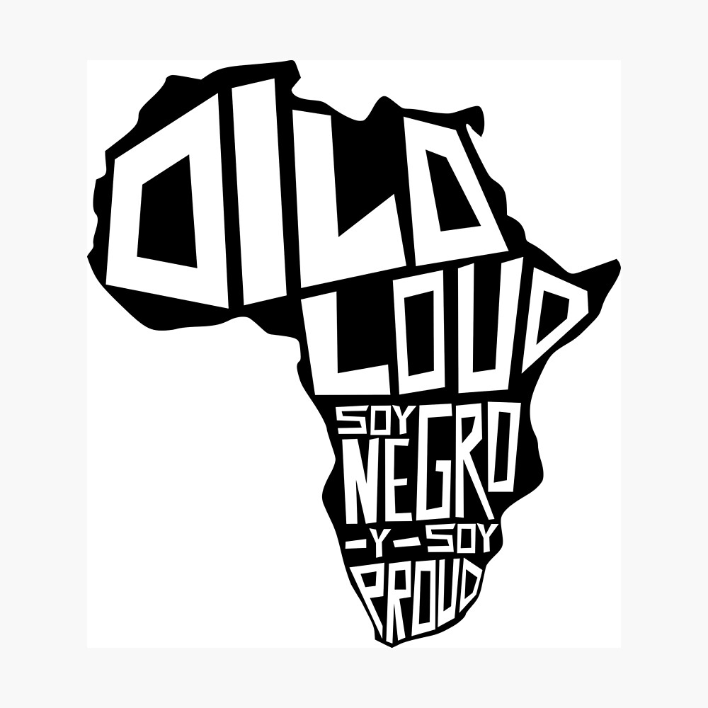 DILO LOUD: Africa Third Culture Series Photographic Print