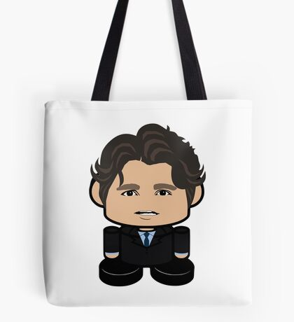 True Tho POLITICO'BOT Toy Robot 1.0 Tote Bag