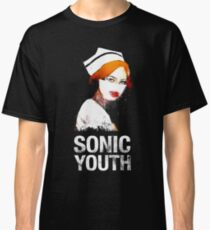 Sonic Youth - Nurse - Music - Rock,Indie,alternative,no wave Classic T-Shirt
