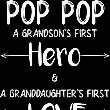 Pop Pop Grandson and Grandaughters First Love by stacyanne324