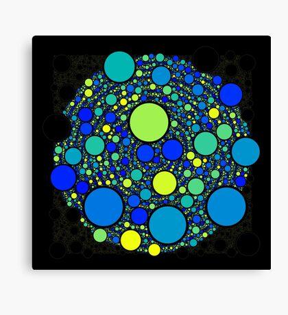 Circle_No_Intersect_NEW_007 Canvas Print