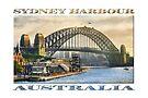 Sydney Harbour by Ray Warren