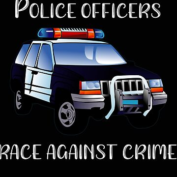 Police Race Against Crime by stacyanne324