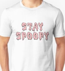 Stay Spoopy Unisex T-Shirt