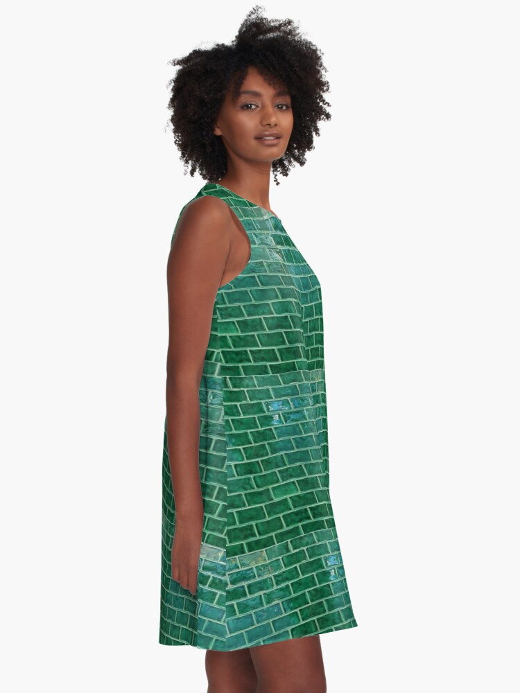Alternate view of A day on the tiles  A-Line Dress