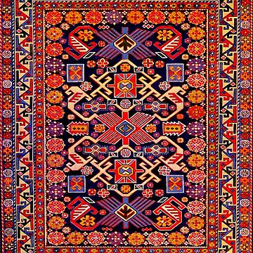Azerbaijan Pattern by IMPACTEES