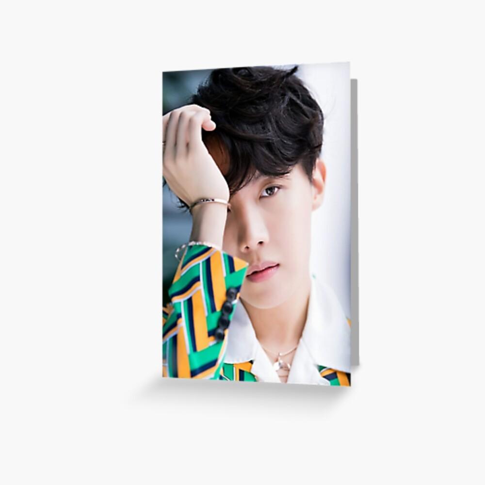 J-Hoffnung BTS Grußkarte